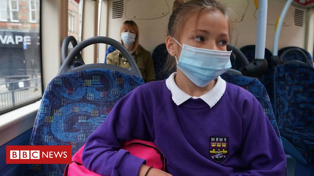Pressure grows for masks in England's schools