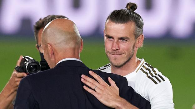 Gareth Bale: Real Madrid forward 'didn't want to play' against Manchester City - Zidane