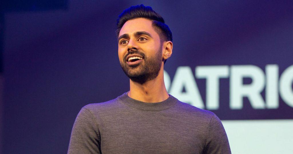 Hasan Minhaj Announces the End of 'Patriot Act'