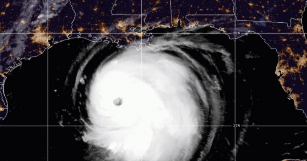 """Hurricane Laura could bring """"life-threatening storm surge"""""""