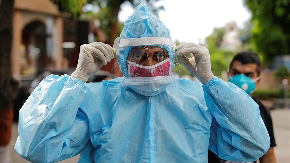 India's coronavirus cases cross 3 million: Live updates   Coronavirus pandemic News