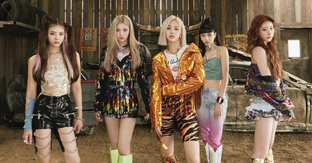 Itzy Talk New Album Not Shy And Feeling Confident