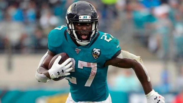 Jacksonville Jaguars waive RB Leonard Fournette
