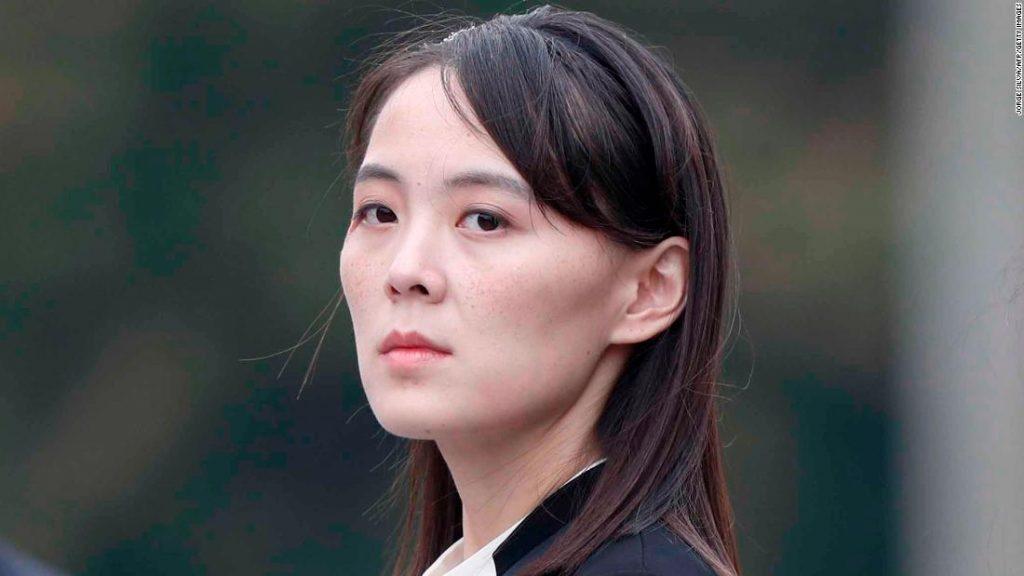 Kim Jong Un's sister Kim Yo Jong may have taken over a key North Korean post, SK officials say