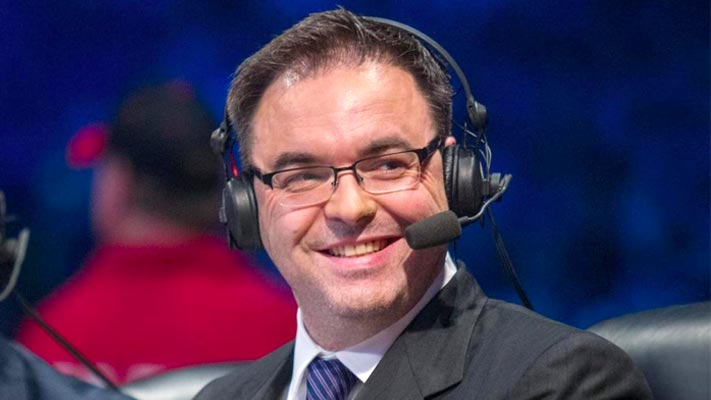 Mauro Ranallo Has Finished Up With WWE