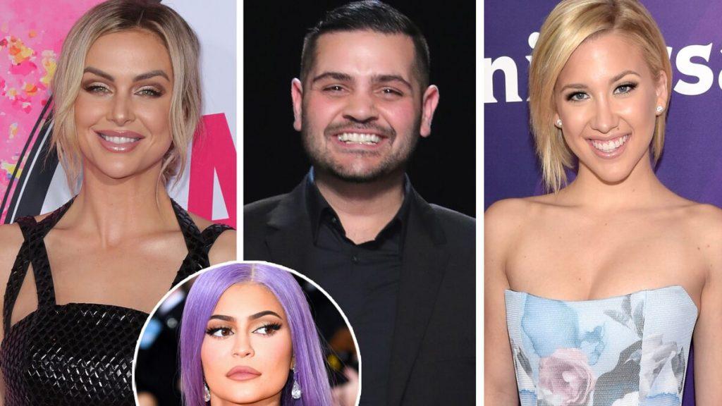 Michael Costello Hits Back At Lala Kent and Savannah Chrisley After Kylie Jenner Support