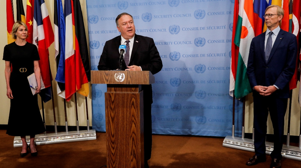 Most UN Security Council members oppose US bid for Iran sanctions   News