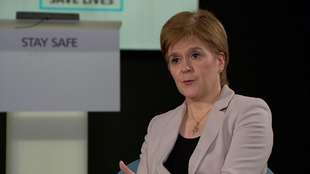 Nicola Sturgeon: Internal disputes 'risk to SNP success'