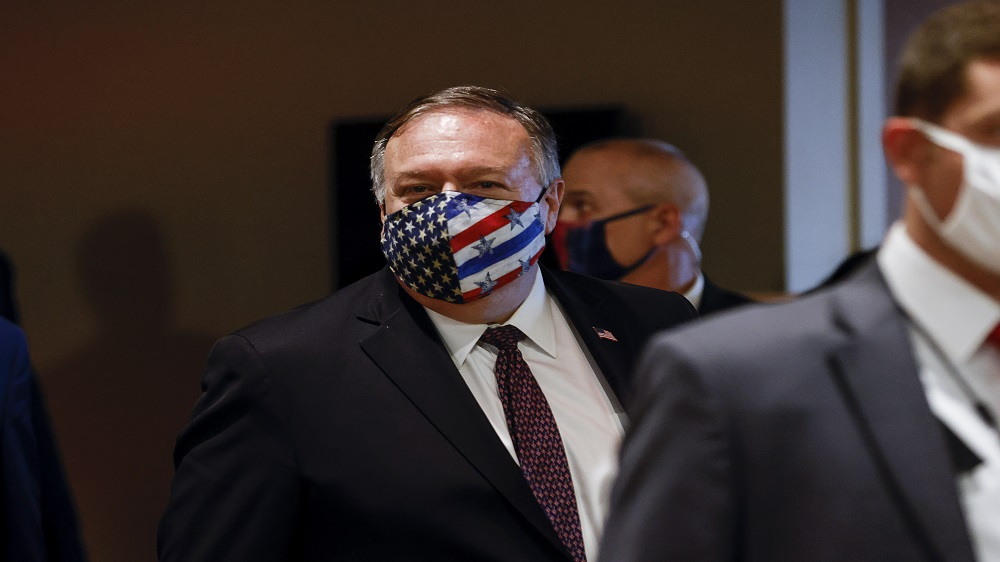 Pompeo tours Middle East as part of Trump's Arab-Israeli push | Israel News