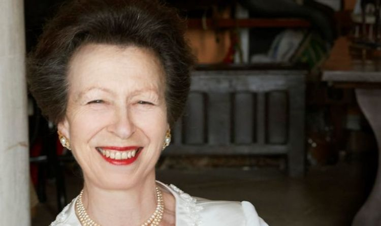 Princess Anne news: Princess royal's 70th birthday marked with release of rare unseen phot | Royal | News