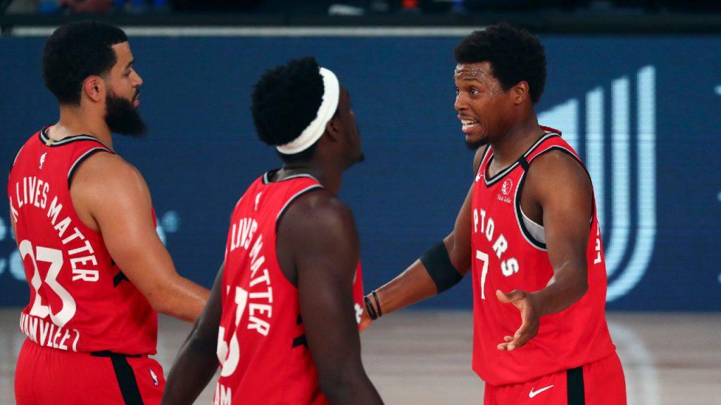 Raptors' Lowry, VanVleet, Siakam will not play vs. Nuggets