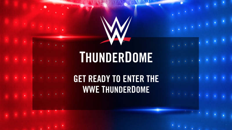 Rules Set For Virtual Attendees Of WWE ThunderDome
