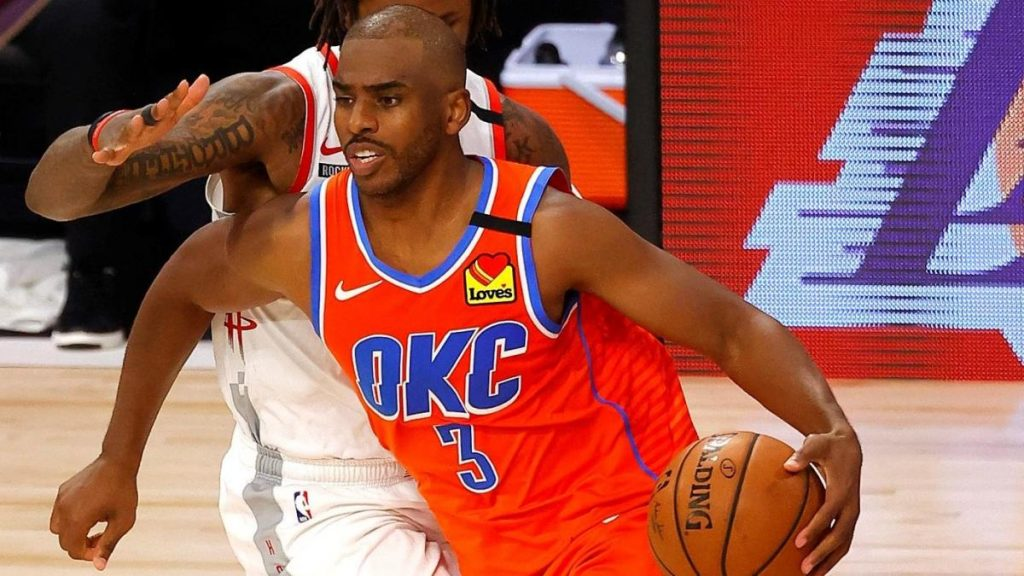 Rockets vs. Thunder score, takeaways: Chris Paul leads OKC to Game 3 win, cutting Houston's series lead to 2-1
