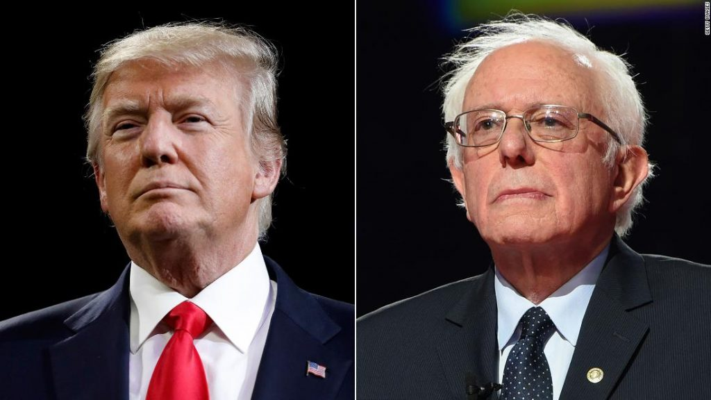 Sanders rips Trump for opposing Postal Service funding: 'He's going to do everything he can to suppress the vote'
