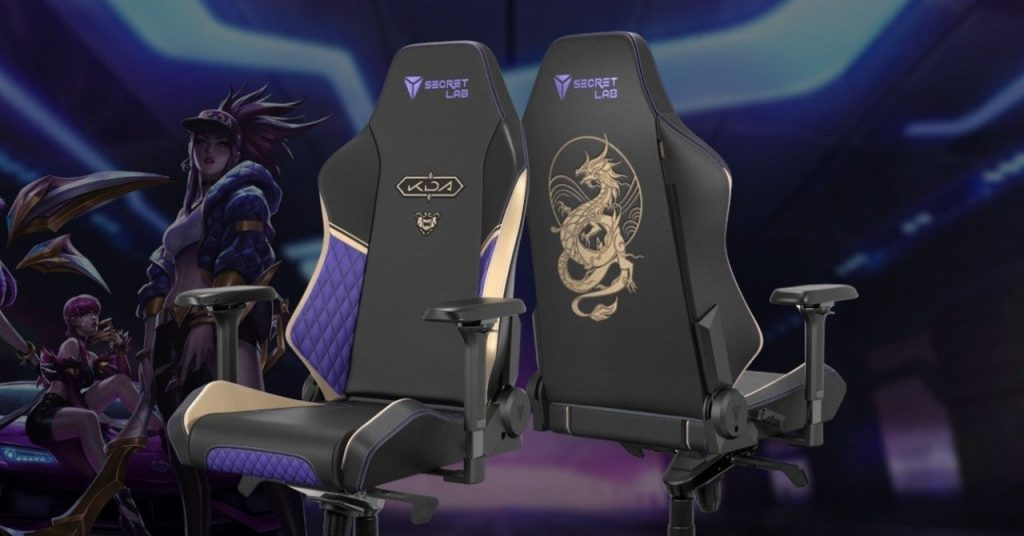 Secretlab League of Legends Gaming Chair Review: Subtle Styles and Comforts