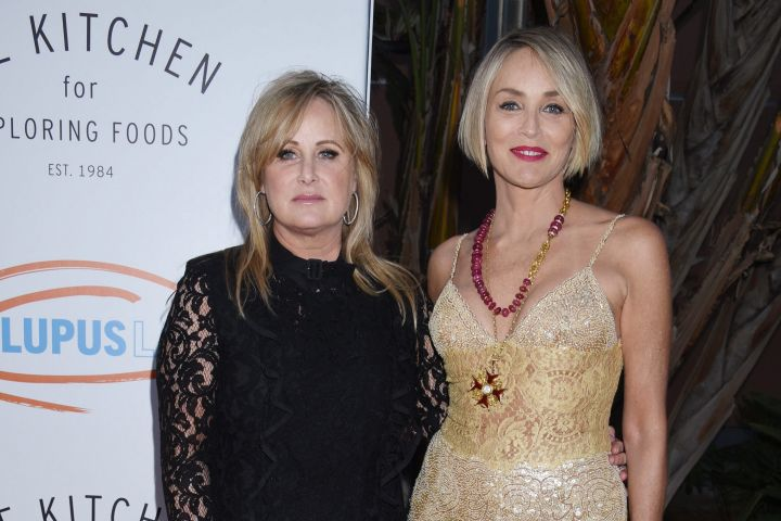 Sharon Stone Slams 'Non-Mask Wearers' After Her Sister Is Hospitalized With COVID-19