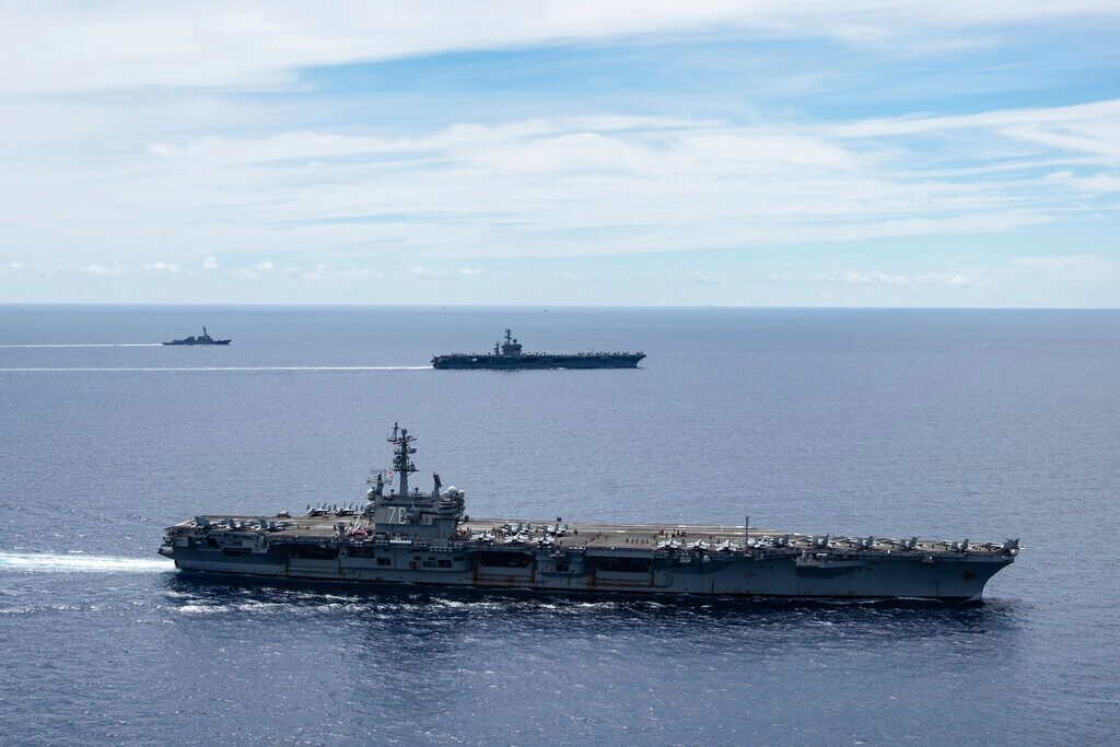 South China Sea tension rises amid US blacklisting, report of Beijing missile fire 'warning'