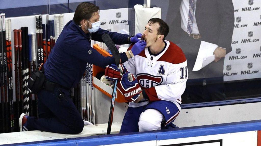Stanley Cup Playoffs 2020: Canadiens' Brendan Gallagher suffers broken jaw, Flyers' Matt Niskanen suspended