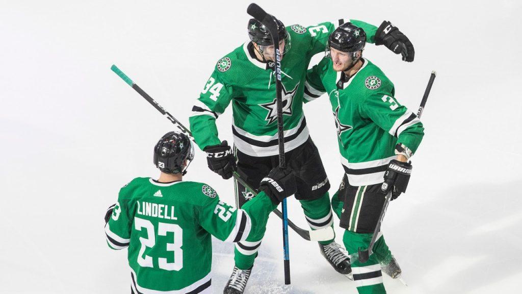 Stars' Klingberg nets winner as Dallas puts Flames on brink of elimination