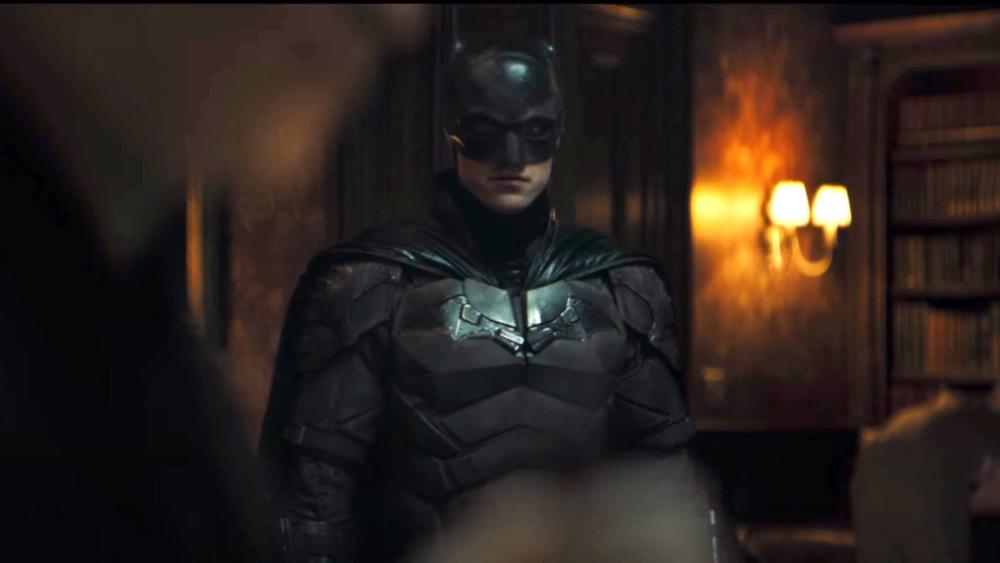 'The Batman:' First Look at DC FanDome Reveals Catwoman, Riddler