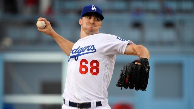 Toronto Blue Jays get Ross Stripling from Los Angeles Dodgers