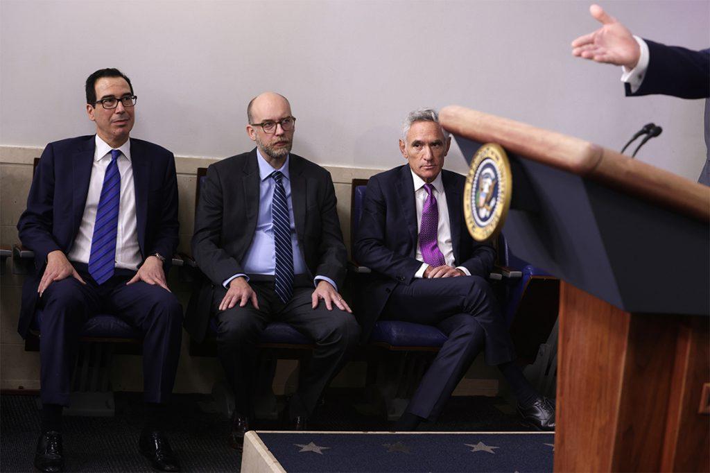 Trump elevates Scott Atlas, a doctor with a rosier coronavirus outlook