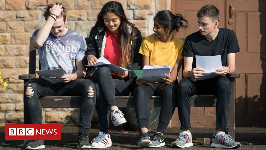 Universities told to keep places open for A-level appeals