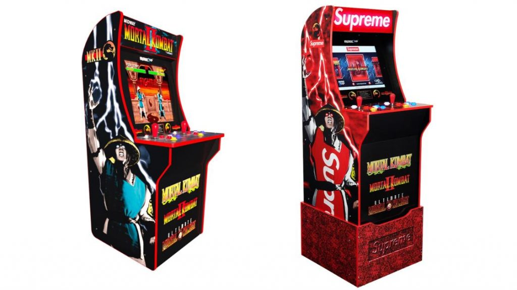 What You Need to Know About the Supreme Mortal Kombat Arcade Cabinet