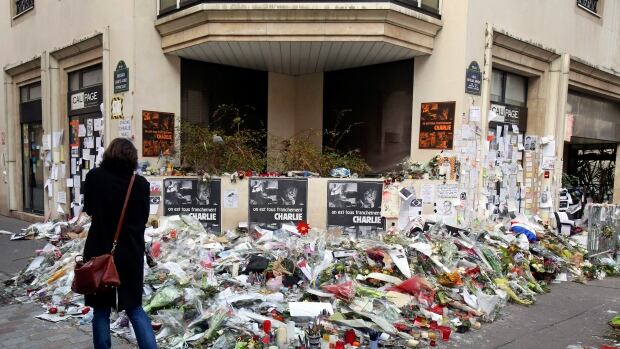 Charlie Hebdo republished the controversial cartoon before the first trial of the 2015 terrorist attacks