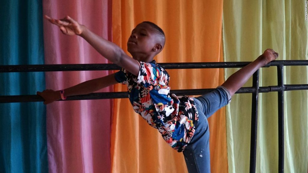 How an 11-year-old Nigerian went from dancing barefoot on the streets to a viral ballet star