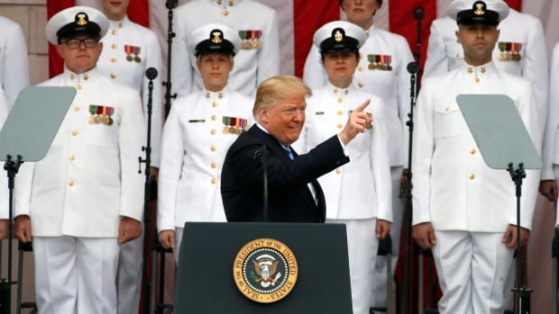 Trump denounced those who died in the American war as 'losers' and 'suckers'