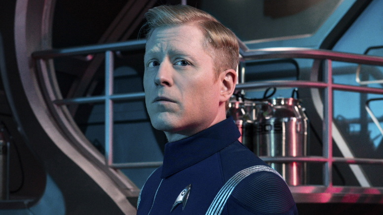 Discovery 'Season 3 deals with the tragedy and consequences of jumping into the future - TrekMovie.com