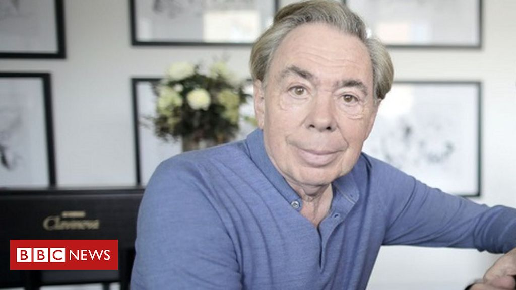 Andrew Lloyd Weber warns that the arts are at the 'return point of return'