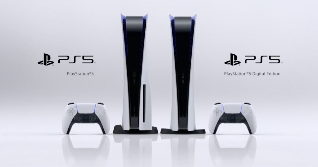 It's time: You can preorder your PS5 right now