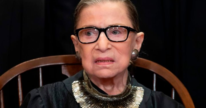 Ginsburg to vote for Trump nominee in US Supreme Court: McConnell - National