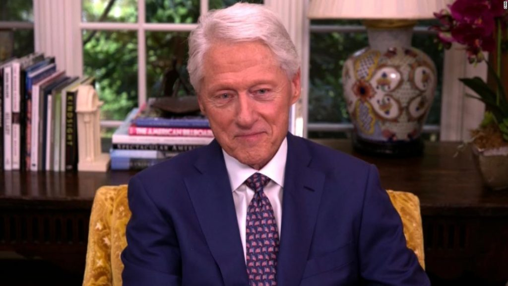 Bill Clinton: 'Surface hypocrisy' for Trump and Republicans to fill Supreme Court vacancy