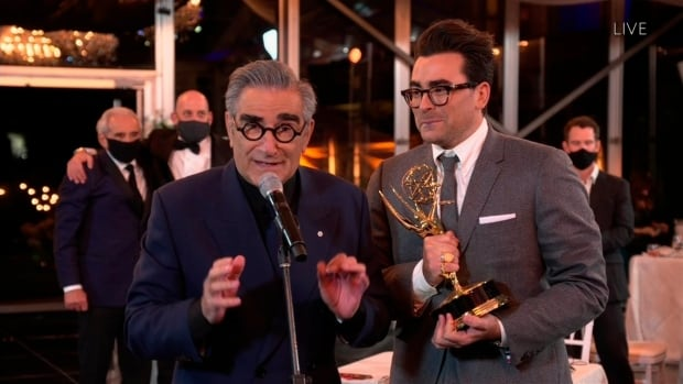 Emmys 2020: Glitch-free technical success and thrilling comedy sweep for Shit's Creek