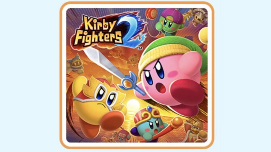 Oops!  Looks like Nintendo accidentally unveiled the Kirby Fighters 2