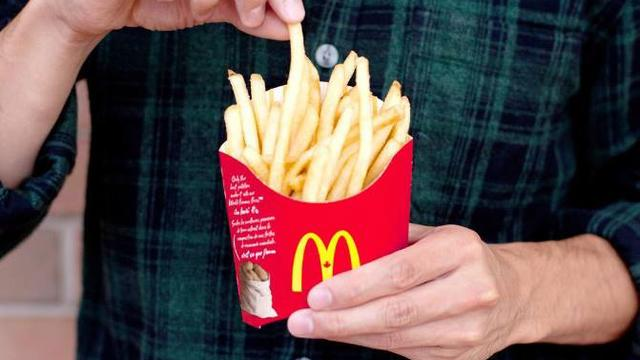 McDonald's location inside Wal-Mart in Mississauga temporarily closed due to COVID-19 case