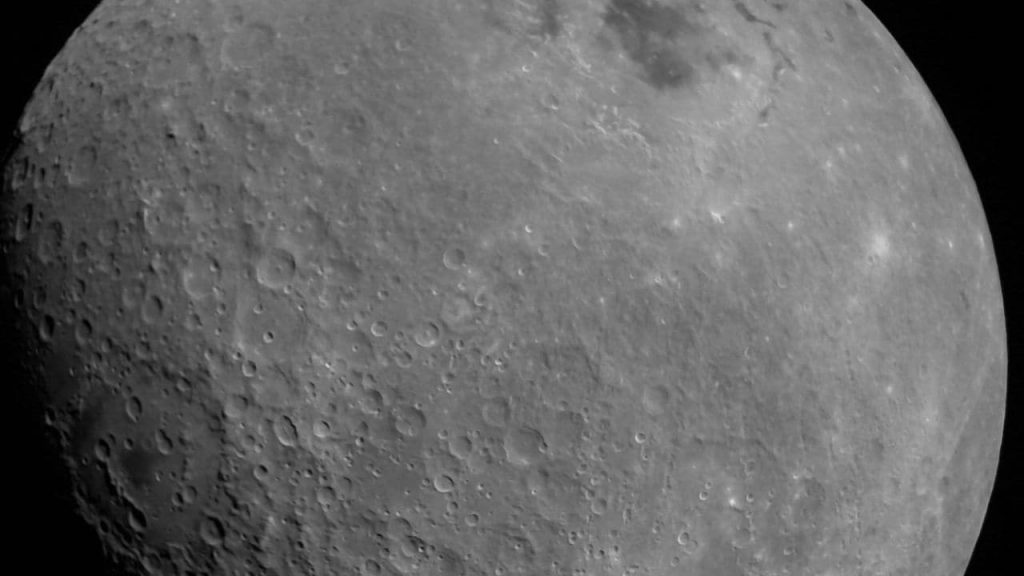 Chang-4 lander detects radiation levels on the moon 2.6 times higher than the space station - Technology News, Firstpost