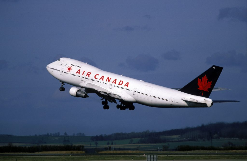 What happened to Air Canada