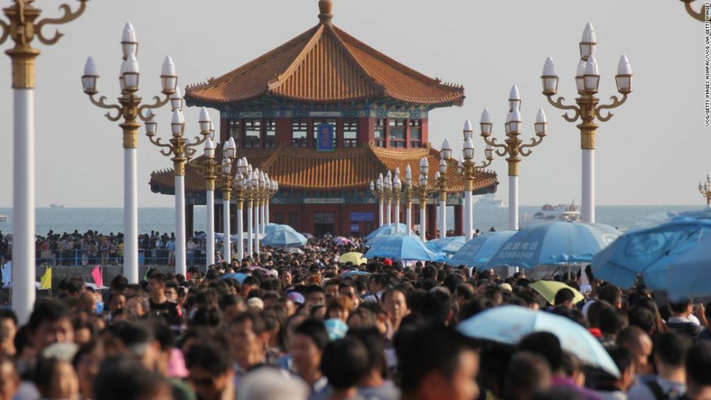 China National Day: After Kovid-19, hundreds of millions are going on vacation at the same time