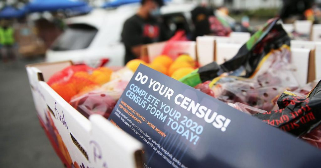 2020 census: Judges halt Trump's plan to exclude unregistered immigrants from census