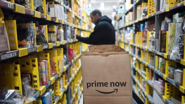 Amazon will hire 2,500 people for 2 new fulfillment centers in southern Ontario