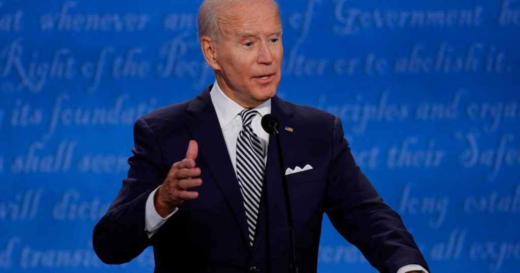 Biden's 'Inshallah' during the so-called 'historic' US debate on Twitter    US & Canada