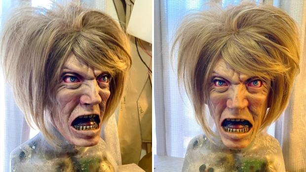 'Big Hair and Narrow Mind': Controversial 'Karen' Sells Halloween Mask