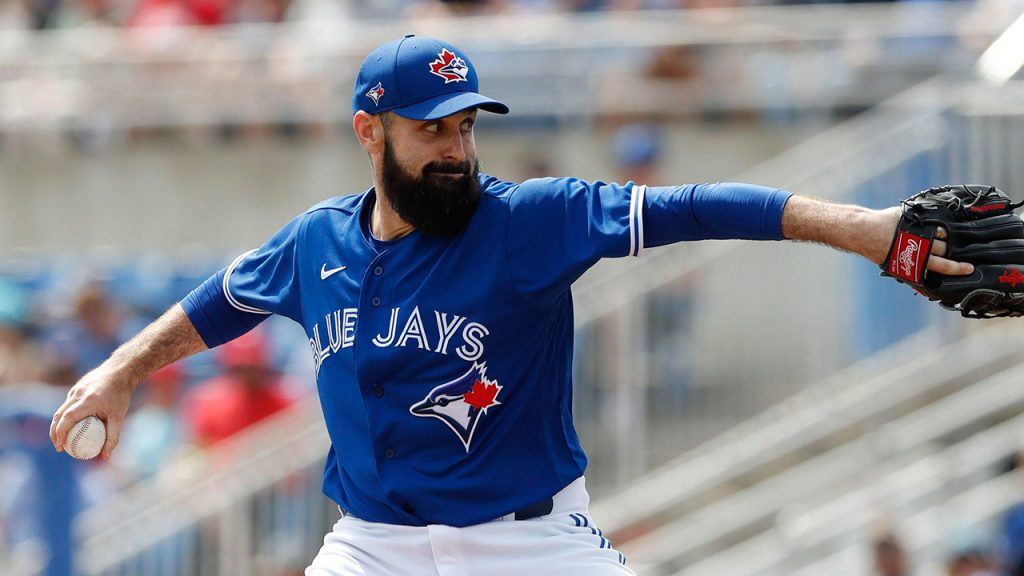 Blue Jays to launch Schumacher in Game 1 vs. Race;  Rue and Walker to follow