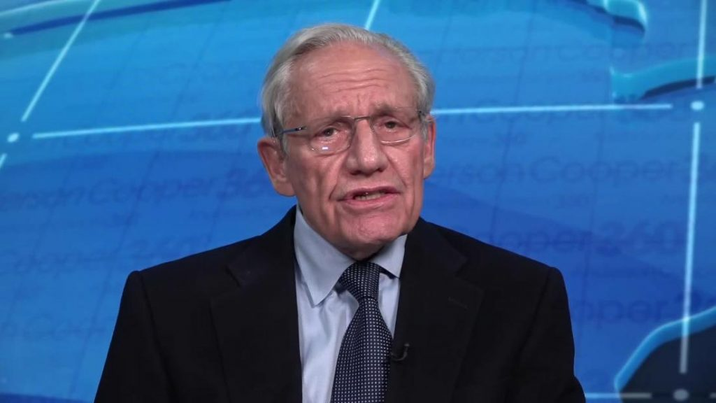 Bob Woodward on Trump's pandemic response: 'In covering nine presidents, I saw nothing like this'