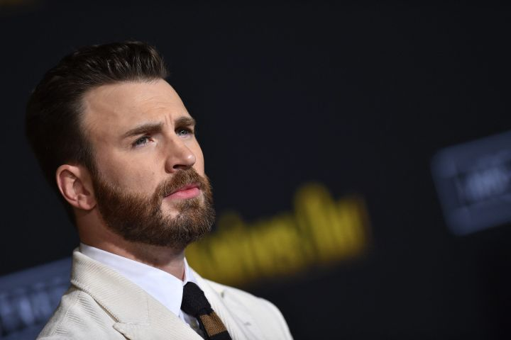 Chris Evans accidentally responds to NSFW Picture Leaks, Mark Rufa