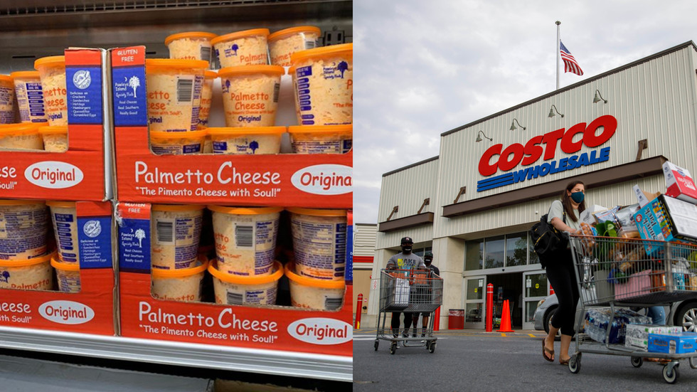 Costco Cancels Palmetto Cheese After Food Maker Owner Criticizes Black Lives Matter on Facebook, Awakening Brigade Provokes Deportation - RT USA News